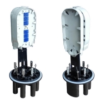 Buy cheap 288-576 Cores Dome fiber optic joint closure from wholesalers
