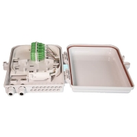 Buy cheap 16 Ports Outdoor optical distribution terminal box from wholesalers