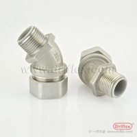 Quality LIQUID TIGHT IP68 SUS304 45 DEGREE ELBOW for sale