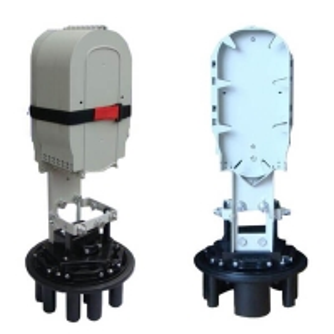 Quality 576 Cores Heat-shrinkable optical fiber splice enclosure for sale