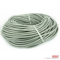 Quality GALVANIZED STEEL SQUARELOCKED FLEXIBLE CONDUIT FOR WIRE PROTECTION for sale