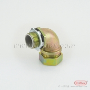 Quality LIQUID TIGHT IP68 COLOR ZINC GALVANIZED 90 DEGREE ELBOW for sale