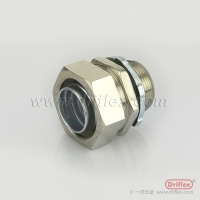 Quality LIQUID TIGHT IP68 NICKEL PLATED BEASS STRAIGHT CONNECTOR for sale