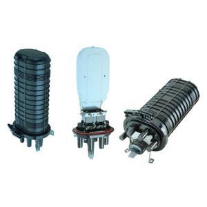 Quality 288 Fibers Heat-shrinkable Fiber optic splice enclosure for sale