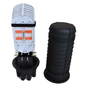 Quality Vertical 144 cores fiber optic splice enclosure for sale