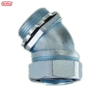 Buy cheap ZINC ALLOY 45 DEGREE ELBOW from wholesalers