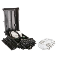 Buy cheap 24 Ports FTTH Drop cable access terminal closure from wholesalers