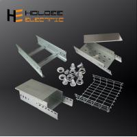 Quality Cold Formed Profile C Channel Hot DIP Underfloor Cable Tray for sale
