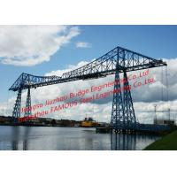 Quality Port Transporter Bridge Steel Structure Modular Panel Transporter Bridge Acrossing River for sale