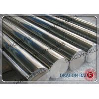 Quality Heat Treatment Solid Steel Round Bar High Hardness Durable For Rods Mill for sale