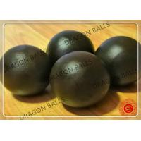 Quality Hot Rolling Industrial Grinding Balls 25mm 20mm With CE / ISO Certification for sale