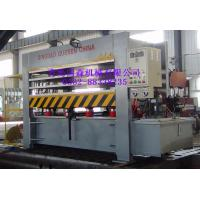 Quality GUOSEN Hot Press machine for Aluminum Honeycomb Panel with multi—layers for sale
