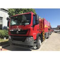 Quality Two Seats Water Pump Fire Truck for sale