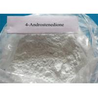 Quality CAS 63-05-8 Legal Anabolic Steroids raw Steroid Powder 4- Androstenedione for sale