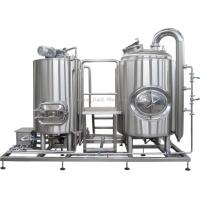 Quality Durable Dairy Production Line / Beverage Recombined System With Weighing Vessel for sale