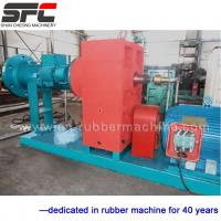 Quality Rubber Extruder / Rubber & Plastic Extruder for sale