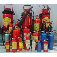 Quality Multi Purpose 25Kg Trolley Fire Extinguisher Easy Use With Aluminum Nozzle for sale