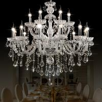 Quality Affordable crystal chandelier lighting Transparent Color (WH-CY-08) for sale