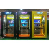 Quality 1500W Coin Operated Jukebox High Density Precision Sound Insulation One Key Recording for sale