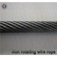 Quality Non rotating steel Wire Rope19x7 for sale