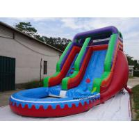 China Hot inflatable slide for pool,inflatable water slide,children inflatable pool with slide water slide-49 on sale