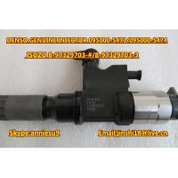 Quality Denso Common Rail Injector 095000-5471 095000-5473 095000-5474 for ISUZU 4HK1 8975297032 for sale