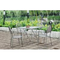 Quality Outdoor Furniture, Steel Dining Set (BZ-DS018) for sale
