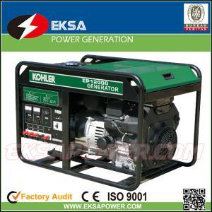Quality 10kw Kohler Gasoline Generator For Home Power Backup for sale