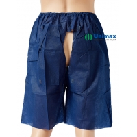 Quality Medical Disposable Boxers Pants PP 55gsm Disposable Surgical Kits for sale