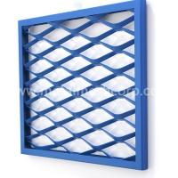 Buy Aluminum Expanded Metal Mesh Cladding at wholesale prices