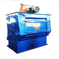 Quality Tumble Belt Shot Blasting Machine Q32 For Small Workpiece Compact Structure for sale