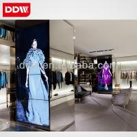 Quality 46inch 5.3mm Ultra narrow bezel Samsung LCD Video Wall 1920x1080 500nits brightness for sale