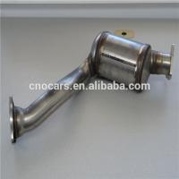 Quality Car Catalytic Converter Recycling Machine For Cayenne Hybrid 958113022BX 95811302111 95811302110 for sale