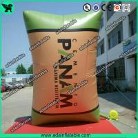Quality Snacks Advertising Inflatable Bag Replica/Pet Food Promotional Inflatable Bag for sale