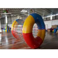 China Colorful Kids Inflatable Water Toy For Seashore , Seaside , Swimming Pool Aqua Game on sale