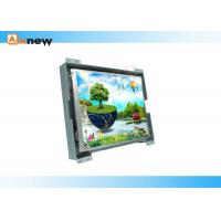 Quality Open Frame LCD Monitor TFT Color Kiosk Touch USB Industrial Screens For applications for sale