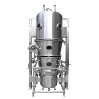 Quality FL Series High Efficient Vacuum Freeze Dryer Fluid Bed Equipment And Granulator for sale