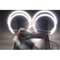Quality BMW ANGEL EYES 120 SMD LED UPGRADE COMPLETE KIT angel eyes bmw E46 NON- projector for sale