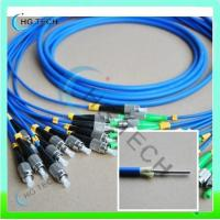 Quality 12Core FC/FC Armored Fiber Optic Patch Cable for sale