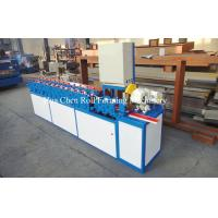 Quality 3kw Metal Steel Rolling Shutter Door Roll Forming Machine Australia Style for sale