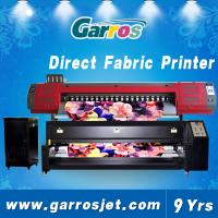 Quality 1.8m print width fabric textile printing machine for sale