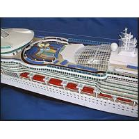 China 3D Model Brilliance Of The Seas Model For For School Office Table Decor wholesale