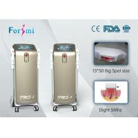 Quality distributor wanted most popular fast hair removal beauty equipment salon use Elight shr ipl for sale