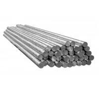 China 2A16 2A02 Aluminium Round Bar , Mill Finished Round Aluminum Rod Hexagonal on sale