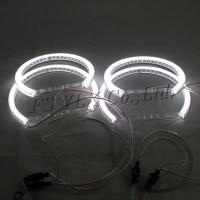 China 42 smd led angel eye led headlight halo ring kit for BMW E46 non projector on sale