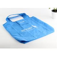 Quality Bulk Foldable Cloth Fabric Grocery Tote Bags Durable Light Weight Ripstop for sale