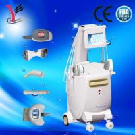 Quality Medical CE Approved V-shape Machine / Velashape RF Vacuum roller massage / Velashape for sale