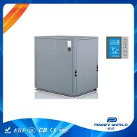 Quality Most energy efficient residential Water to water , geothermal Heat Pump heating system  10.1kw for sale