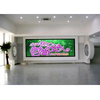 China Indoor Led Full Color Display P1.6 LED Video Wall Die - Casting Aluminum Cabinet on sale