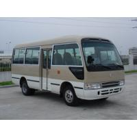 Quality 2014 Year Used Coaster Bus Toyota Brand With 17 Seats ISO Certification for sale